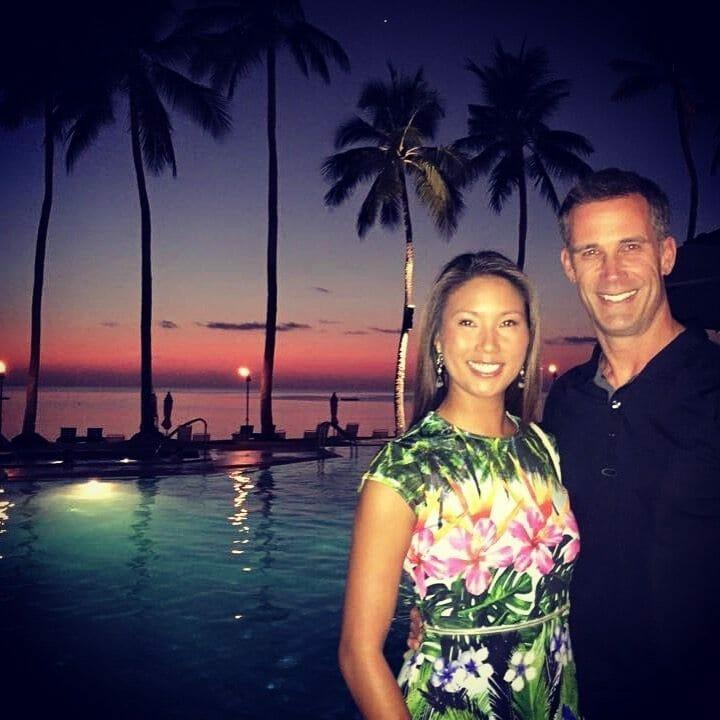 Todd and Kristina Vinson