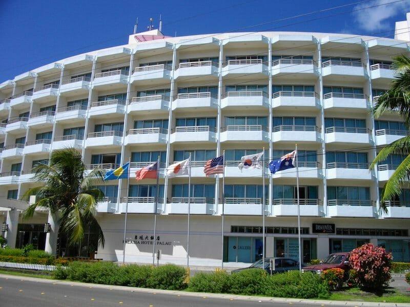 Palasia Hotel Palau