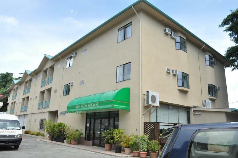 palau hotel west-plaza-malakal