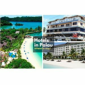 Palau hotels - A helpful and easy guide to find your place to stay in Palau